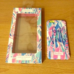 Lily Pulitzer 'Get Nauti' Pink iPhone 6/6S Case